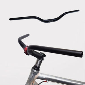 Retro-Bike-Handlebar-Aluminum-Alloy-Bent-Bar-Bicycle-Handlebar-31-8mmx660mm