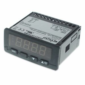 EVCO-EVK211N7VXBS-DIGITAL-TEMP-CONTROLLER-WITH-SERIAL-PORT-NTC-FREEZE-HEATING