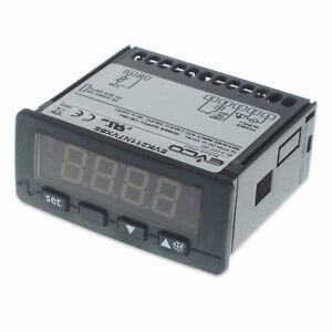 Evco EVK211N7VXBS numérique Temp Controller avec port série CNT gel chauffage-afficher le titre d`origine