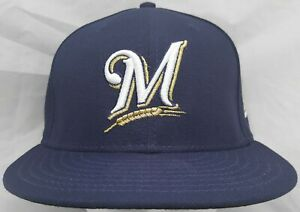 Milwaukee-Brewers-MLB-New-Era-59fifty-7-amp-1-8-fitted-cap-hat