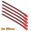 5-Stueck-JST-BEC-Premium-Stecker-Female-20cm-Kabel-LED-Lipo-Akku-Batterie-20AWG Indexbild 1