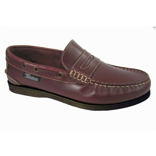 HELMSMAN DECK SHOES SLIP ON STYLE    FREE POST  Brand New