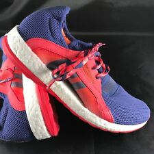 a48f2086f882f item 2 NEW ADIDAS PURE BOOST X Womens Size 7 Red and Navy AQ6680 -NEW ADIDAS  PURE BOOST X Womens Size 7 Red and Navy AQ6680