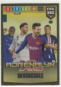 Panini-Fifa-365-2020-Adrenalyn-XL-Power-Up-Fans-Multiple-Rare-Badge-Fans-Auswahl