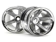 ! nuevo! camión 2125 HPI S.S. Ruedas Frontal (Cromo/2.2IN/2 un.) [Wheels y neumáticos]