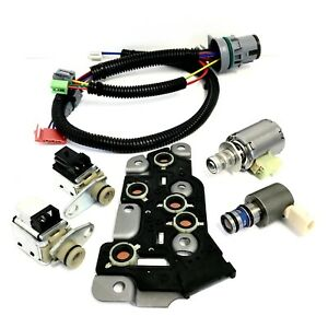 Details about 4L80E Transmission Solenoid Set 6 Piece with Wire Harness  2004 and Up GM NEW