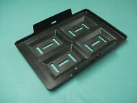 Universal Black Plastic Replacement Battery Tray Gm Ford Chrysler - Made In Usa