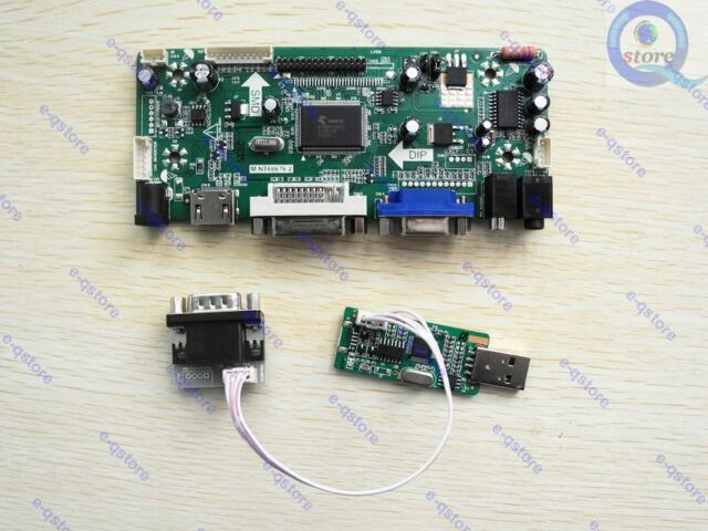 NT68676 (HDMI+DVI+VGA+Audio) LCD/LED Controller Board with USB Programmer