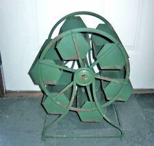 Vintage Industrial Revolving Tray Ferris Wheel Caddyhopper Revolving Display