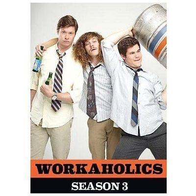 Workaholics: Season 3 [DVD] (2013) *New DVD*