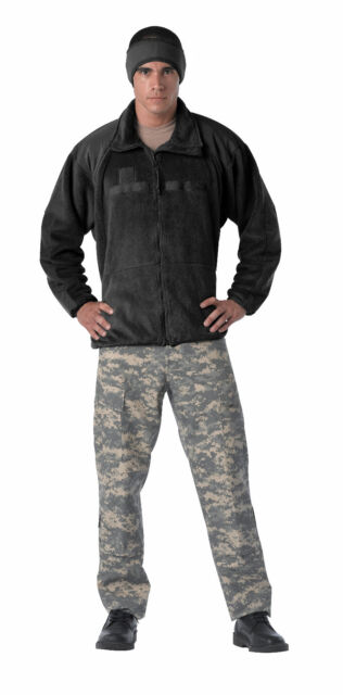 ECWCS FLEECE JACKET GEN III / LEVEL 3 ARMY MILITARY ROTHCO 9730 9734 9739