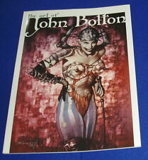 John Bolton Art Book. Fantasy Women. New.