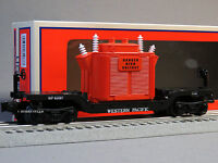 Lionel Western Pacific Depressed Center Flat Car O Gauge Train Freight 6-82087