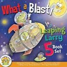What a Blast!: A Leaping Larry 5 Book Set by Dr Gary Benfield (Paperback / softback, 2016)