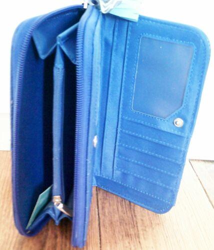 Royal Blue Tassel Purse//Wallet Long