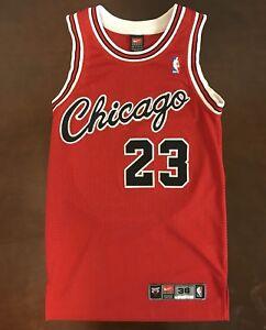 c2803c54629 Image is loading Vintage-Nike-NBA-Chicago-Bulls-Michael-Jordan-Basketball-