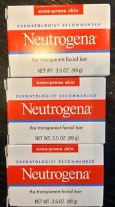 Neutrogena 35 oz bar facial soap think
