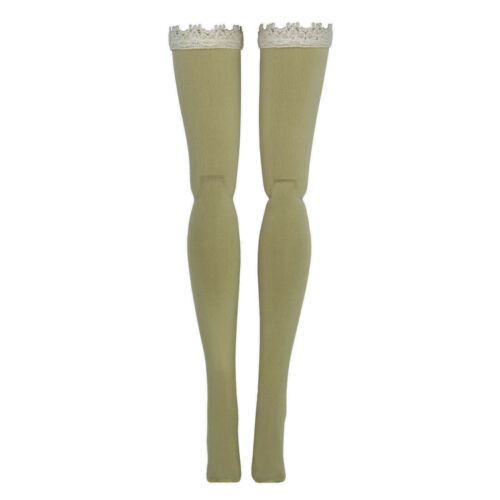 Chubby Middie Beige Doll Stockings for Blythe Azone Pure Neemo