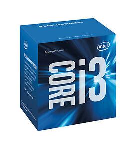 Intel Core i3 6100 Skylake 3.70ghz 1151 #4812