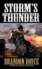 Storm's Thunder by Brandon Boyce (Paperback, 2016)