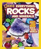 National Geographic Kids Everything Rocks And Minerals: Dazzling Gems Of Photos on sale