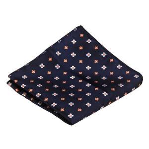 Cotton-Formal-Suit-Pocket-Square-Handkerchief-Hanky-Dress-Wedding-Party-T