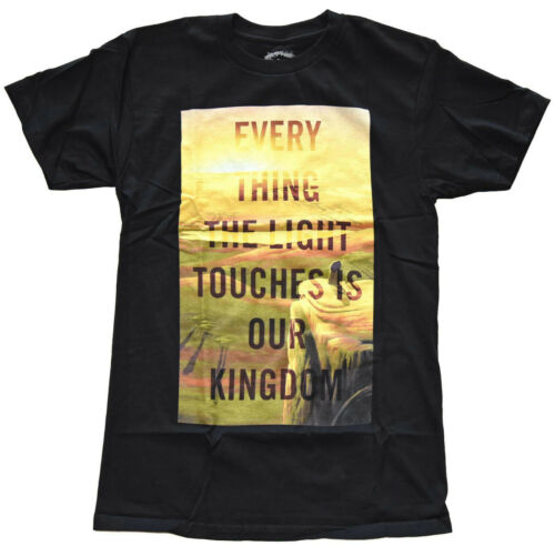 Disney Lion King Everything Light Touches Kingdom Black Men/'s T-Shirt New