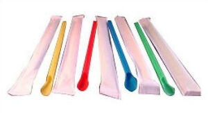 Snow-Cone-Spoon-Straws-200-count-Wrapped-colors