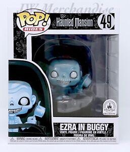 Funko-Pop-Ezra-In-Buggy-49-Disney-Parks-Haunted-Mansion-Exclusive-W-Protector