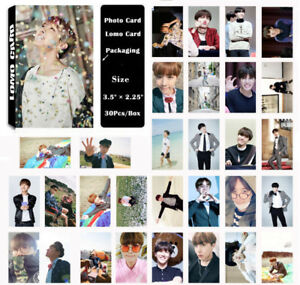 30pcs-set-Kpop-J-HOPE-Personal-PhotoCard-Picture-Poster-Lomo-Cards