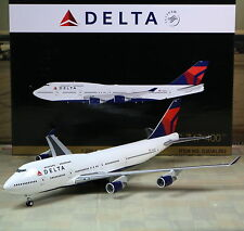 "Gemini Jets Delta (N668US) Boeing B747-400 ""Sold Out"" 1/200"