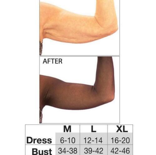 2x Plus Size Seamless Arm Shaper SCHNELLER VERSAND
