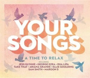 Your-Songs-A-Time-To-Relax-Ariana-Grande-Sam-Smith-CD