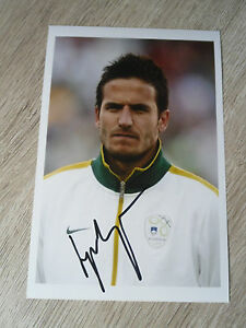 ZLATAN-LJUBIJANKIC-1-AA-GENT-amp-SLOVENIA-WORLD-CUP-PHOTO-ORIGINAL-SIGNED