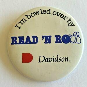 Vintage-Read-039-N-Roll-Davidson-Pinback-Button