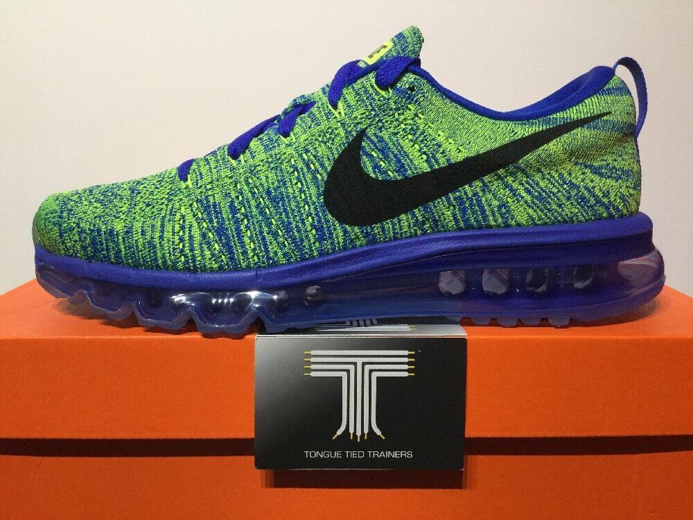 Nike flyknit 402 max - racer blu - 620469 402 flyknit - dimensioni 7,5 7e84c0