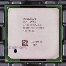 Intel Pentium 4 SL7PP SL7E6 CPU Processor 800 MHz 3.4 GHz Socket 478