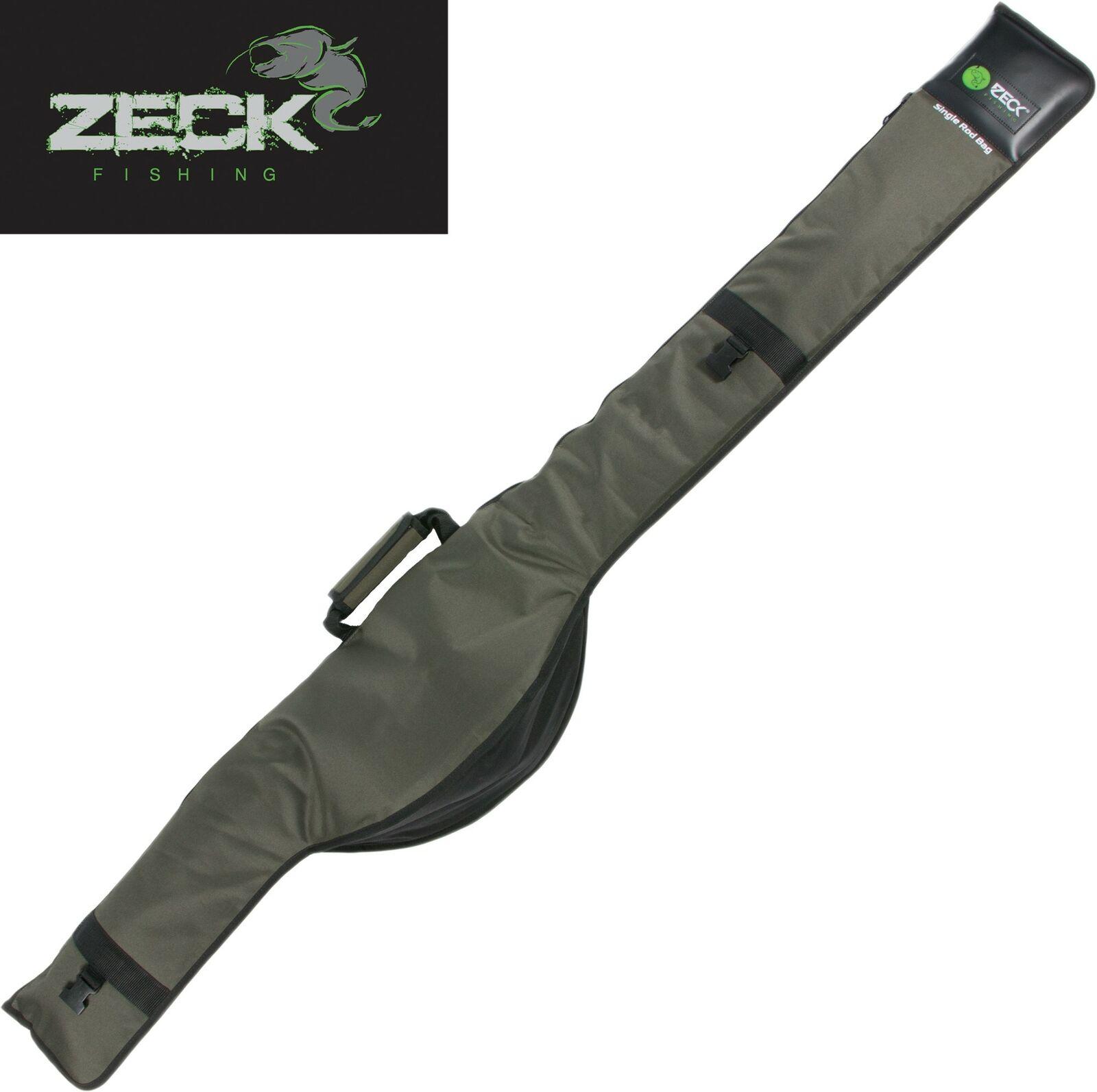 Zeck Fishing Single Rod Bag Select Einzelfutteral Tasche Angeltasche Futteral