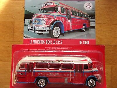 AUTOBUS DU MONDE  LA BARREIROS AEC 1965 N°81