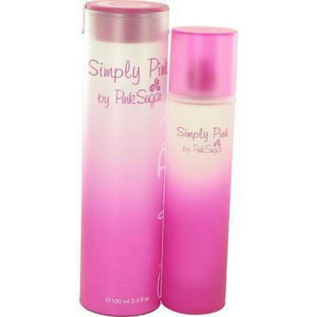 Pink Sugar Simply by Aquolina 100ml Tester Women