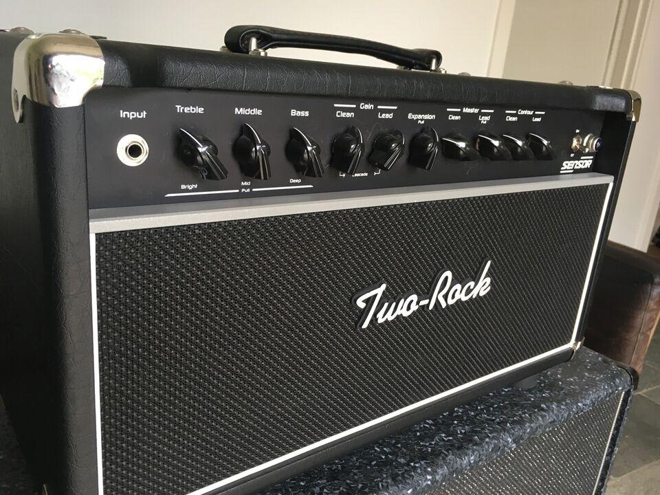 Guitarforstærker, Two-Rock Sensor, 35 W