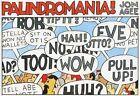 Palindromania! by Jon Agee (Paperback / softback, 2009)