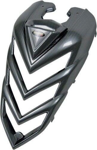 Black Carbon Fiber 19006-30 Yamaha YFM700R Raptor YFM700R etc Maier Mfg Hood