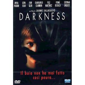 DARKNESS (2002) un film di Jaume Balagueró DVD EX NOLEGGIO EAGLE - JEWELL BOX