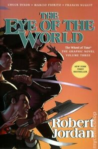 Eye-of-the-World-TPB-The-Wheel-of-Time-Graphic-Novel-3-1ST-NM-2014-Stock-Image