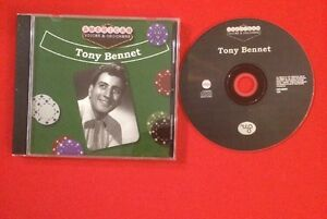 TONY-BENNET-DGR10009L-AMERICAN-VOICES-amp-CROONERS-CD