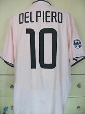 DEL PIERO JUVENTUS ITALY 2003 2004 AWAY FOOTBALL JERSEY SOCCER TRIKOT SHIRT XL