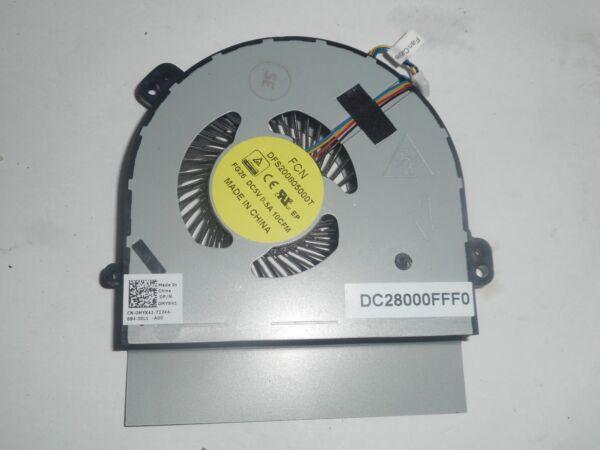 09mvm2 Genuine Dell Alienware 17 R3 Cooling Fan Dc28000fff0 Myx41