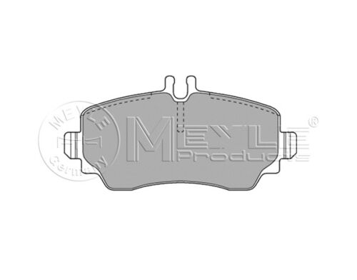 FOR MERCEDES A CLASS W168 FRONT WHEEL BRAKE PADS PAD SET MEYLE GERMANY A CLASS
