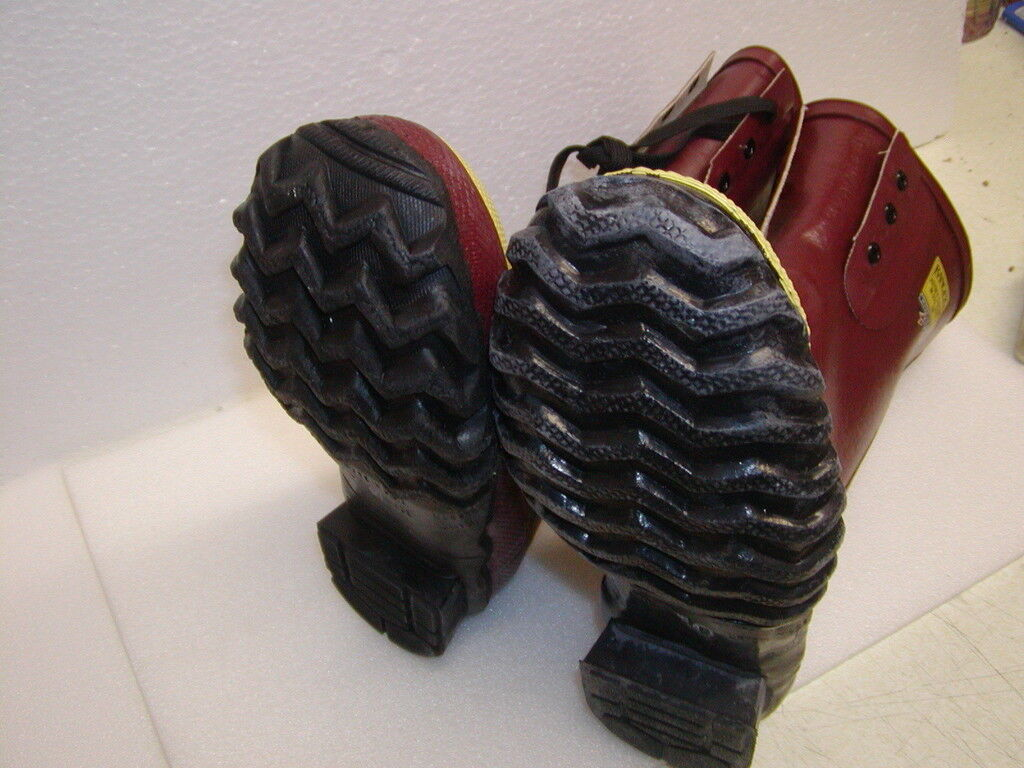 6145 6145 6145 Safety Toe rot rubber insulated Stiefel meets exceeds ASTM F2413-11 std 9dc99d